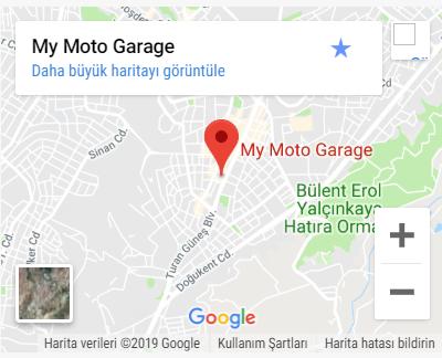 my moto garage